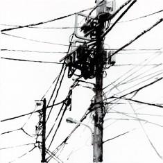 Pylones dessins