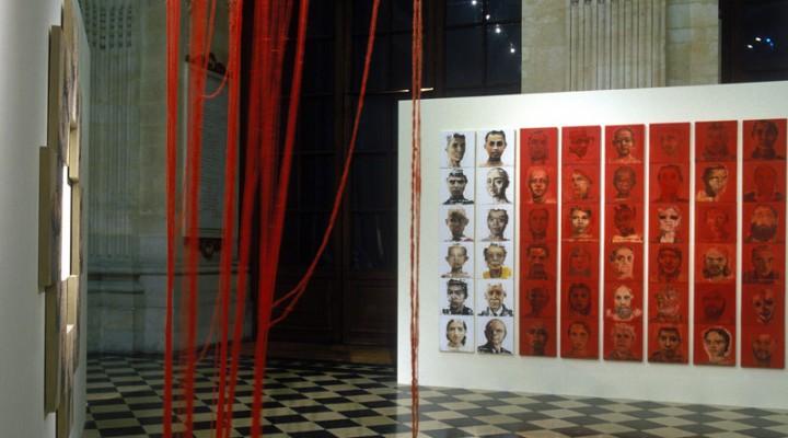 Exposition «La chair et Dieu» 2003
