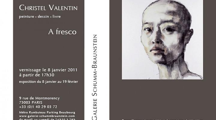 Exposition «A Fresco» 2011